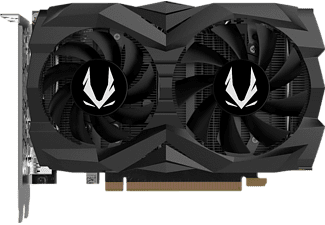 ZOTAC Geforce® GTX 1660 SUPER™ Twin Fan 6GB (ZT-T16620F-10L) (NVIDIA, Grafikkarte)