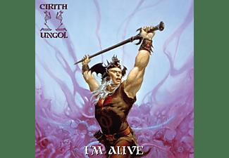Cirith Ungol - I'm Alive  - (CD + DVD)