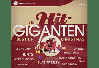 VARIOUS - Die Hit Giganten - Best Of Christmas  - (CD)