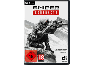 SNIPER GHOST WARRIOR CONTRACTS - [PC]