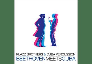 Klazz Brothers & Cuba Percussion - Beethoven meets Cuba  - (CD)