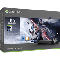 MICROSOFT Xbox One X 1TB – Star Wars Jedi: Fallen Order™ Bundle