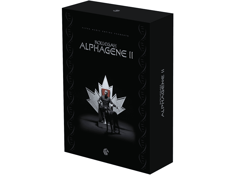 Kollegah - Alphagene II (Premium Box) [CD]