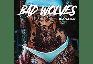 Bad Wolves - N.A.T.I.O.N.  - (CD)