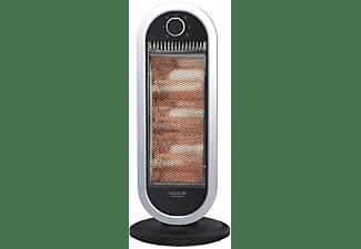 Radiador  -  CECOTEC Ready Warm 7300 Quartz, 1200W, Negro