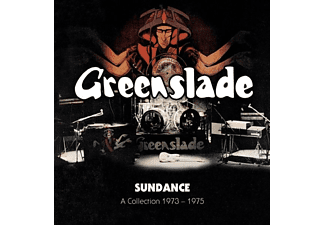 Greenslade - SUNDANCE - A.. -REMAST-  - (CD)