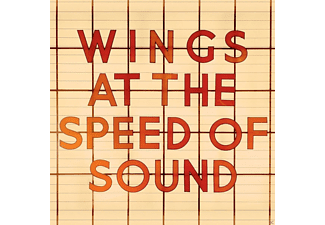 Wings - At The Speed Of Sound  - (CD)