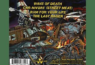 Municipal Waste - LAST RAGER  - (CD)