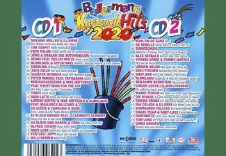 VARIOUS - Ballermann Karnevals Hits 2020  - (CD)