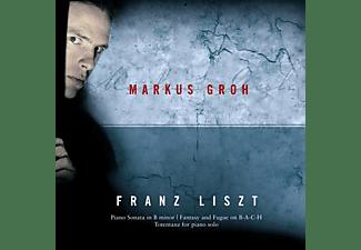 Markus Groh - KLAVIERWERKE, GROSSE  - (SACD Hybrid)