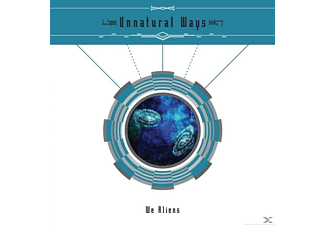 Unnatural Ways - We Aliens  - (CD)