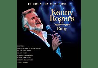 Kenns Rogers - 16 Country Classics (180g Rotes Vinyl)  - (Vinyl)
