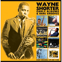 Wayne Shorter - Early Albums And Rare Grooves [CD]