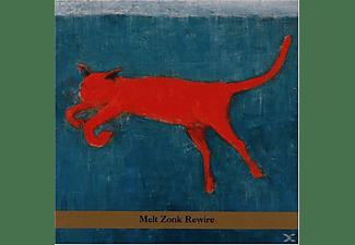 New Klezmer Trio - Melt Zonk Rewire  - (CD)