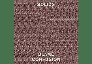 Solids - Blame Confusion  - (Vinyl)