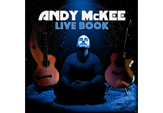 Andy Mckee - Live Book  - (CD)