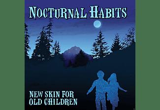 Nocturnal Habits - New Skin For Old Children  - (Vinyl)