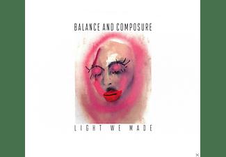 Balance And Composure - Light We Made  - (CD)