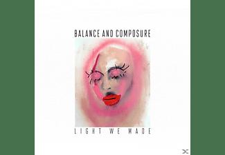 Balance And Composure - Light We Made (LP)  - (Vinyl)