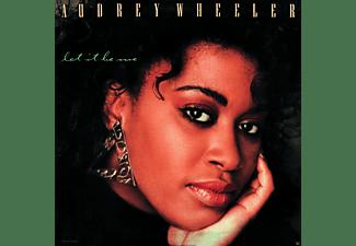 Audrey Wheeler - LET IT BE ME  - (CD)