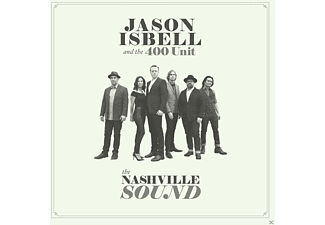 Jason And The 400 Unit Isbell - The Nashville Sound  - (CD)