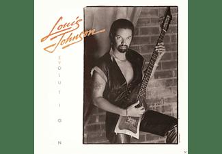 Louis Johnson - Evolution (Bonus Track Edition)  - (CD)