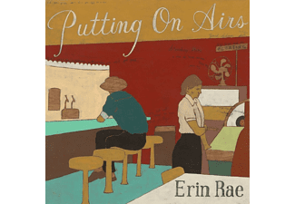 Erin Rae - Putting On Airs  - (CD)