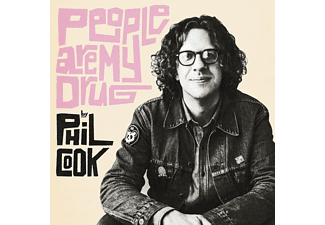 Phil Cook - People Are My Drug  - (CD)