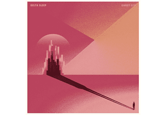 Delta Sleep - Ghost City  - (CD)