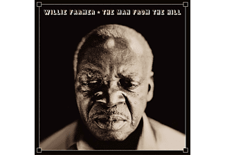 Willie Farmer - The Man from the Hill  - (CD)