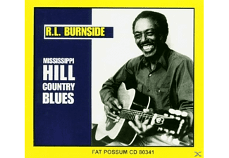 R.L. Burnside - Mississippi Hill Country Blues  - (CD)