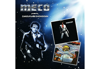 Meco - Camoflage/Showdown (2 LPs on 1CD pl  - (CD)