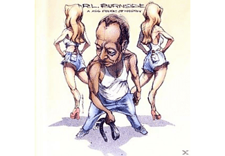 R. L. Burnside - A Ass Pocket Of Whiskey  - (CD)