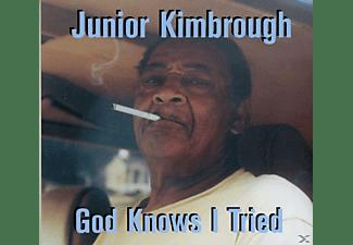 Junior Kimbrough - God Knows I Tried  - (CD)