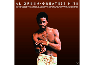 Al Green - Greatest Hits  - (CD)