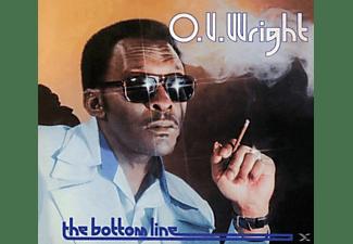 O.V. Wright - The Bottom Line  - (CD)