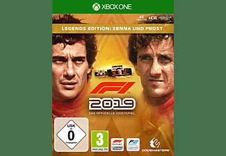 XBO F1 2019 (LEGENDS EDITION) - [Xbox One]