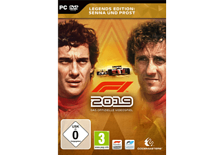F1 2019 (LEGENDS EDITION) - [PC]