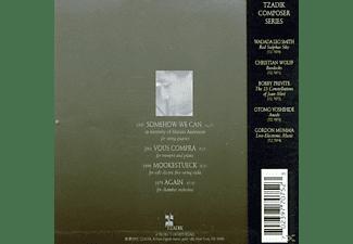 Alvin Singleton - SOMEHOW WE CAN  - (CD)