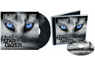 Stargazer - The Sky Is The Limit  - (CD)