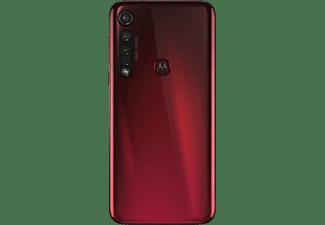 MOTOROLA Moto G8 PLUS 64 GB Dunkelrot Dual SIM
