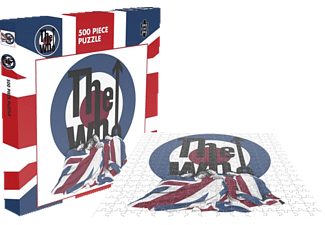 PLASTIC HEAD The Who - The Kids Are Alright (500 Piece Puzzle) Puzzle