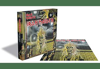 PLASTIC HEAD Iron Maiden - Iron Maiden (500 Piece Puzzle) Puzzle