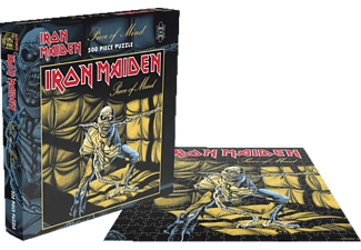PLASTIC HEAD Iron Maiden - Piece Of Mind (500 Piece Puzzle) Puzzle