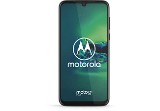 MOTOROLA Moto G8 PLUS 64 GB Dunkelblau Dual SIM