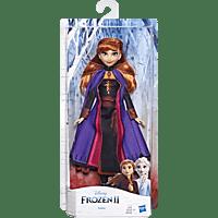 HASBRO Disney Die Eiskönigin 2 Anna Puppe Mehrfarbig