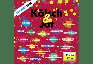 VARIOUS - Koelsch And Jot-Top Jeck 2020  - (CD)