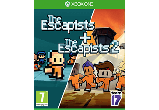 Xbox One - The Escapists + The Escapists 2 /D