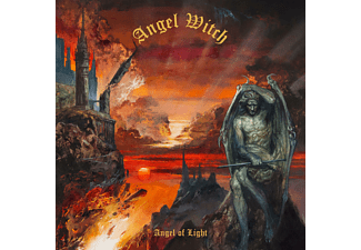 Angel Witch - ANGEL OF LIGHT  - (CD)