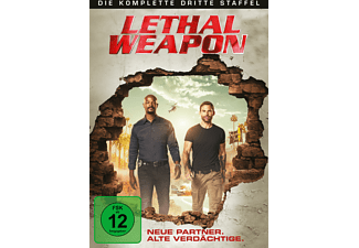 Lethal Weapon - Staffel 3 DVD